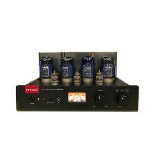 Image 3 - Douk ses Hi end Bluetooth Stereo Entegre KT88 Push Pull Vakum tüp amplifikatör hifi kulaklık Amp