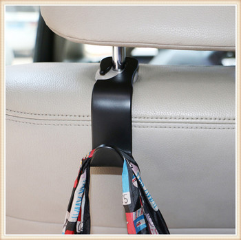 Universal Car Organizer Storage Holder Seat Back Hook for BMW F07 F10 F11 M5 Z4 E85 E89 E61 E60 E63 i8 and i3 E39 image