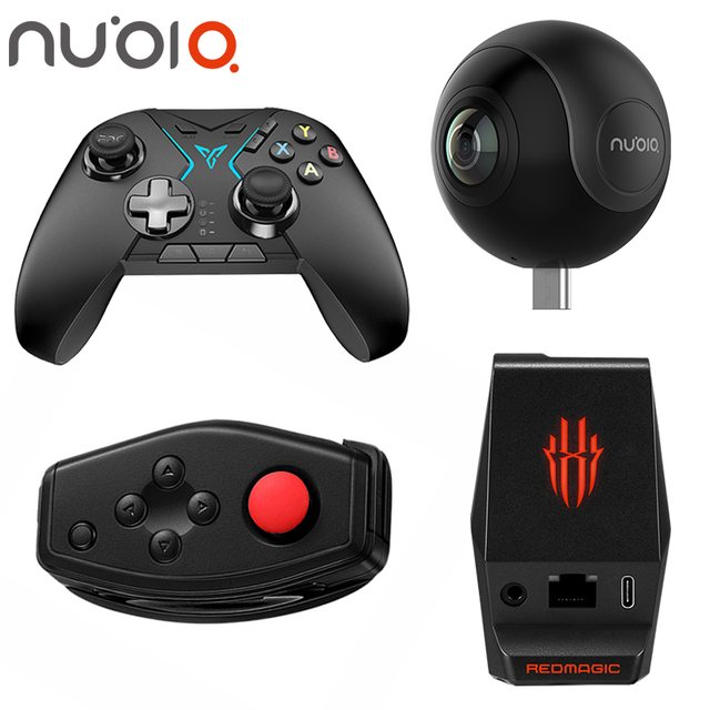 Original ZTE nubia Magic box 5G Expansion Dock octopus Gamepad Wireless-Bluetooth Gamepad Joystick Controller and 6-Axis Handle 1