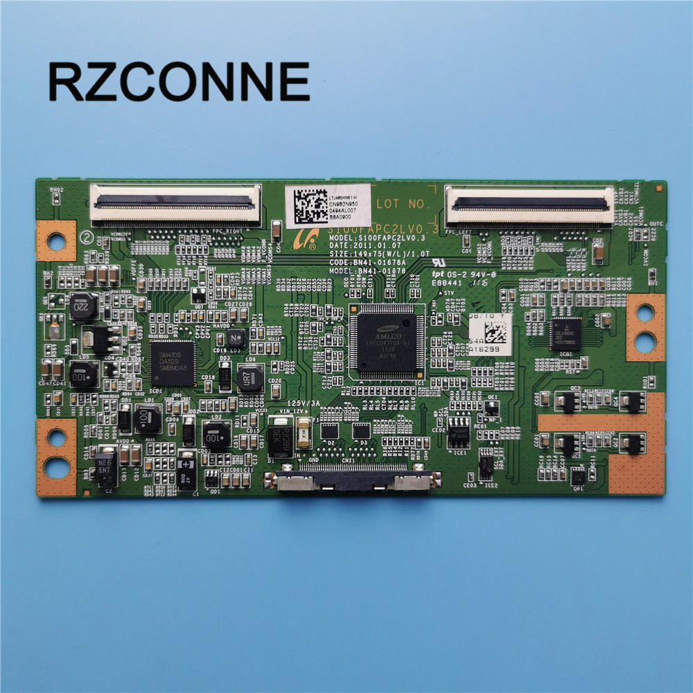 T-con Board For Samsung 46'' TV UA46D6600WJ UA46D5000PR Logic Board BN41-01678A S100FAPC2LV0.3