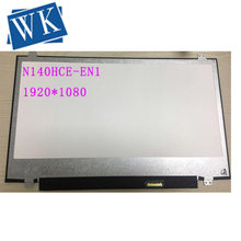 N140HCE-EN1 Rev C2 Rev C1 Rev C4 Rev B3 14'' LED LCD Screen Display Panel Matrix Model IPS 72%NTSC FHD 1920x1080 30 pins(China)