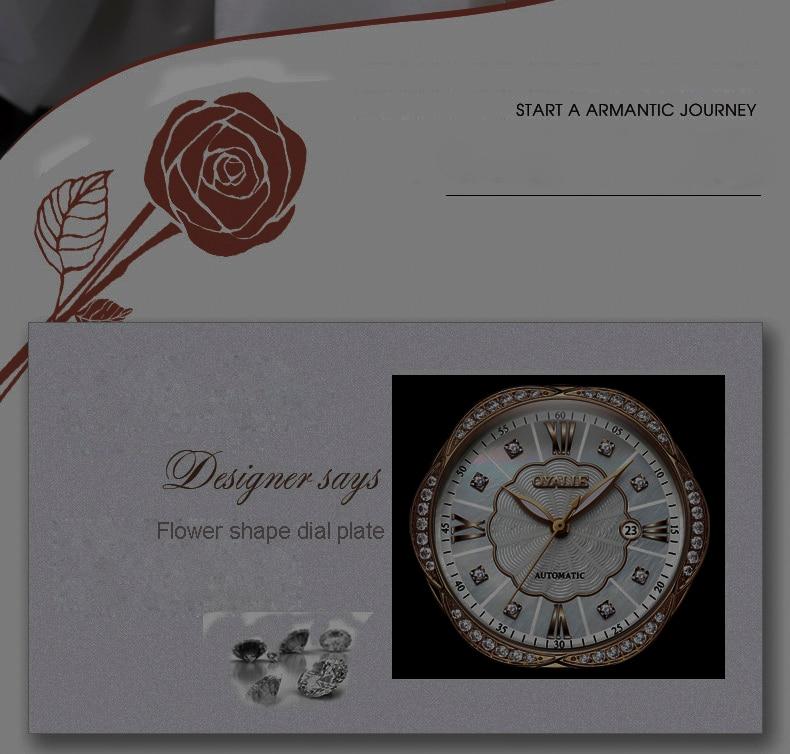 senhoras marca de luxo relógio para pulseiras