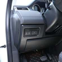 Углеродное волокно Стиль abs Пластик внутренняя хвост дверная