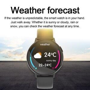 Image 4 - MISIRUN C6 Đồng Hồ Thông Minh Dành Cho Nữ Gọi Cảm Ứng Đầy Đủ IP68 Chống Nước Nhịp Tim Thời Trang Thể Thao Nam Đồng Hồ Thông Minh Smartwatch Cho IOS Android