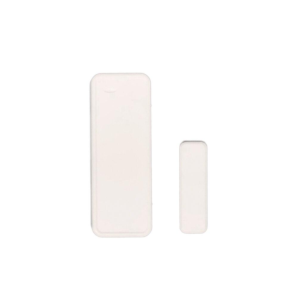 433MHz Two-way Intelligent Door/Window Sensor Wireless Guarding Door Detector Detect Door Open/Close, For G90E, G90B, G90B Plus