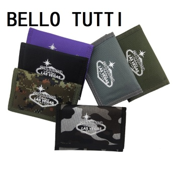 BELLO TUTTI Men Wallets Hasp Canvas Male Purse Short Wallet High Qaulity ID Cards Holder Money Bags Clutch Coin Purse Pocket new fashion men s business wallets casual pu leather money bag wallet short hasp coin packet card purse man clutch id holder