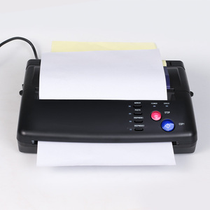 Image 2 - Tattoo Stencil Maker Transfer Machine Thermal Copier Printer With Gift  10 Pieces   Papers