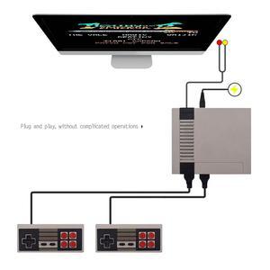 Image 3 - 内蔵500/620ゲームミニテレビゲームコンソール8ビットレトロクラシックな携帯ゲームプレーヤーav/hdmi出力ビデオゲームコンソールのおもちゃ