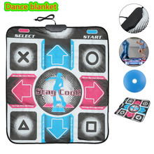 New Dance Mat blanket  Dancing Step Dance Pad Dancer Dancing Step Equipment Revolution HD for PC Laptop Video Game with USB