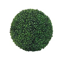 Искусственное горшках орнамент Топиарий в форме шара Форма карликовые деревья поддельные растения бонсай маленькие деревья горшечные иск...