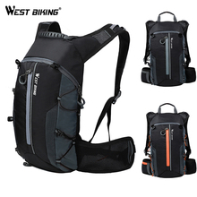 Ultralight Bicycle Backpack 10L Waterproof Breathable Mountain Road Bike Bag Hiking outdoor Sports Portable Water Bags Foldable
