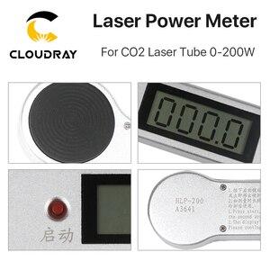 Image 5 - Cloudray כף יד CO2 לייזר צינור כוח מד 0 200W HLP 200 עבור לייזר חריטה ומכונת חיתוך