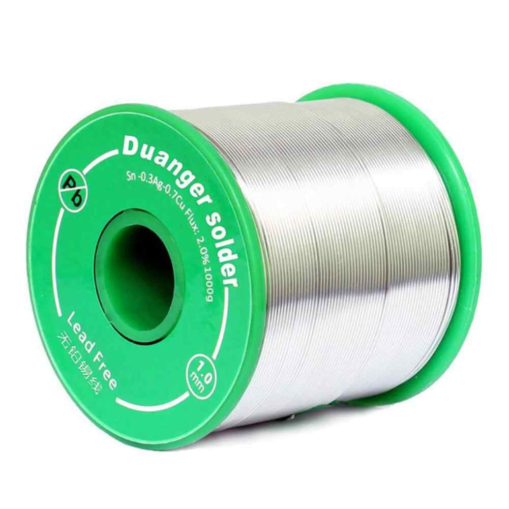 Lead Free Solder Wire Sn99.3 Cu0.7 with Rosin Core for Electronic Soldering ZN