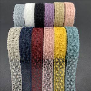 5yards/Lot 15mm Lace Ribbon Handicrafts Embroidered Lace Trim Ribbon For Handmade Lace Clothing Decorations DIY Sewing Fabric