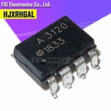 10PCS HCPL3120 HCPL 3120 SOP8 SOP A3120 SMD new original
