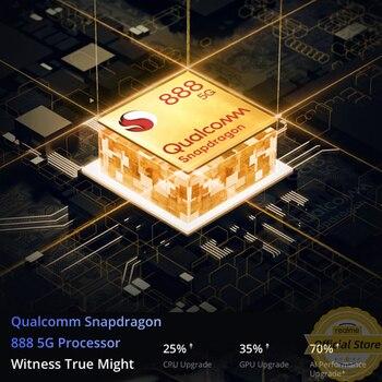 Смартфон Realme GT Snapdragon 888, ОЗУ 8 Гб, ПЗУ 128 ГБ, NFC 4