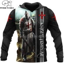 PLstar Cosmos All Over Printed Knights Templar 3d hoodies/Sweatshirt Winter autumn funny Harajuku Long sleeve streetwear-31