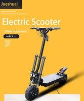 Lange Distance100KM Elektrische Roller mit sitz Samsung 35AH Batterie Faltbare Hoverboard Fett Reifen Elektrische Tretroller e Roller-in Elektro-Scooter aus Sport und Unterhaltung bei