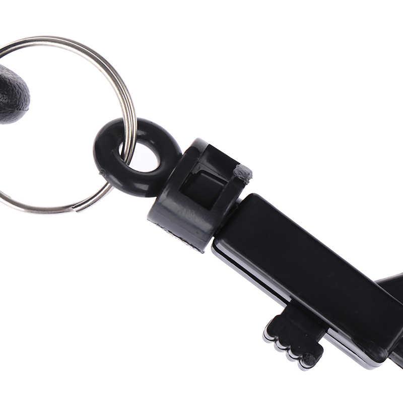 1PC Outdoor Silica Gel Tembak Archery Busur Outdoor Karet Panah Puller Remover dengan Gantungan Kunci Alat Menembak Target Aksesori