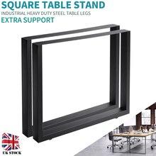 Geometric Square Table Legs…