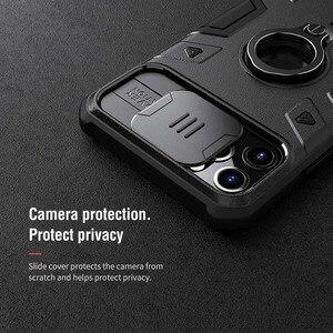 Image 2 - Pour iPhone 11 étui Nillkin CamShield armure couverture pour iPhone 11