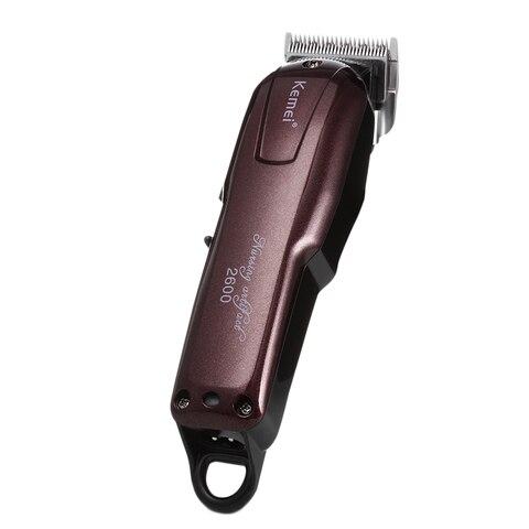 masculino corte de cabelo eletrico classico clipper trimmer barbeador recarregavel para salao de beleza e