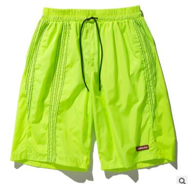 ZNG 2020 Summer Men's  And Women's Five Point Short Casual Pants Fashion Sport Seven Points Korean Version Trend