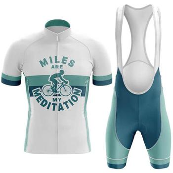 Ropa de Ciclismo para hombre 2020 verano manga corta de Escocia Maillot...