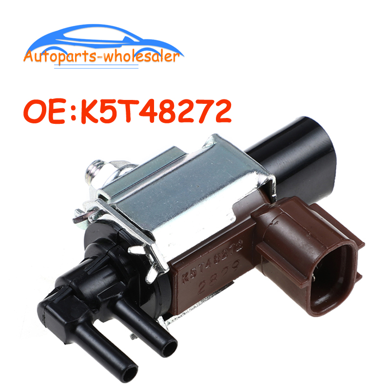 Car Accessories K5T48272 MR204853 For Mitsubishi Montero Pajero Shogun L300 L200 Truck EGR Electric Emission Solenoid Valve
