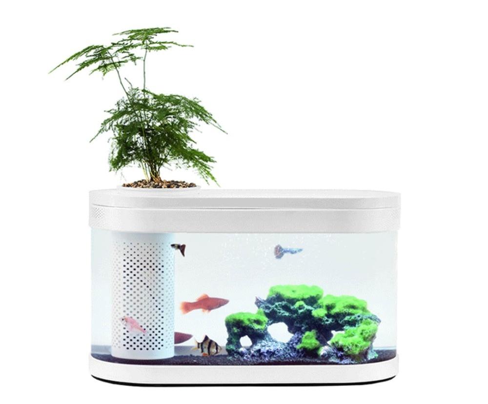 XIAOMI Geometry Fish Tank (11)