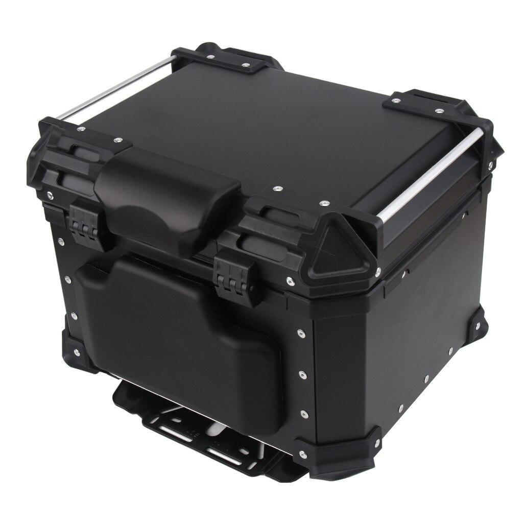 Купить универсальный мотоцикл топ чехол спинки чемодан коробка задний