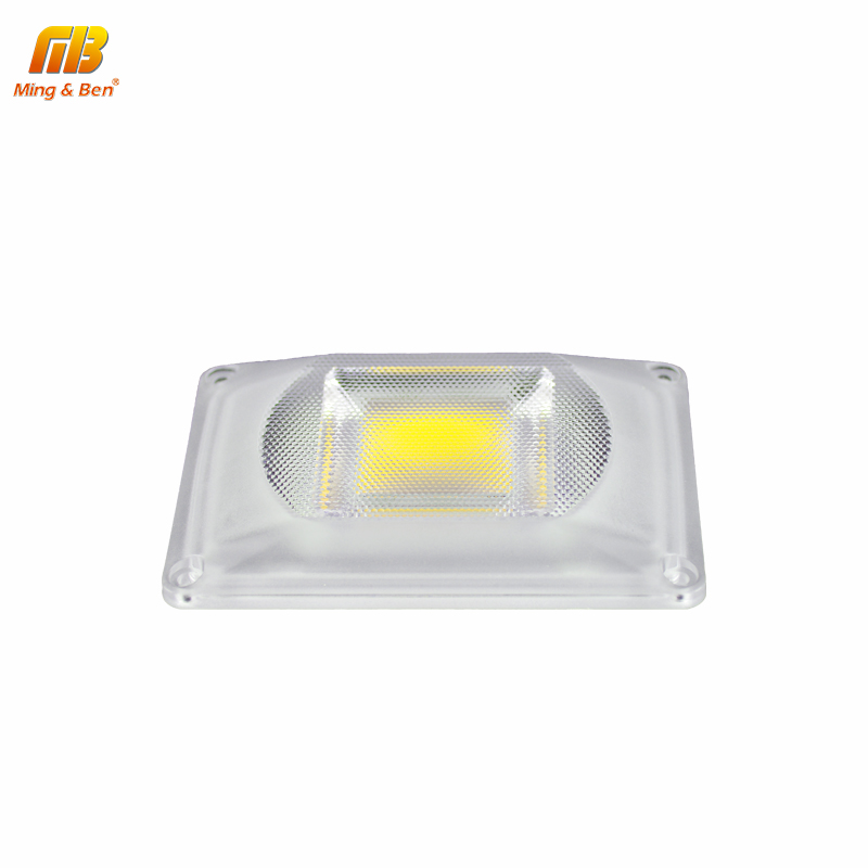 1 SET LED COB Chip With Lens Reflector No Need Drive 20W 30W 50W 220V DIY For LED Flood Light Cold White Warm White Grow Light