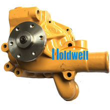 Holdwell Water Pump 6206-61-1504 for Komatsu GD511A-1 Graders D37E-5 Bulldozers