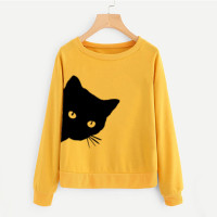 Round Neck Autumn and Winter T-Shirt