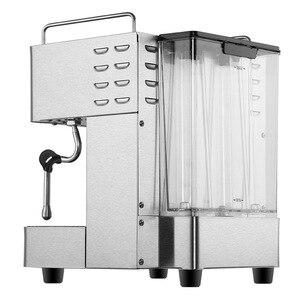 Image 4 - Полностью автоматическая кофемашина для эспрессо, 3000 Вт, 15 бар, Паровая кофеварка для итальянского кофе с давлением, кофемашина