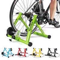 Indoor Cycling Bike Trainer Rollen MTB Road Fahrrad Roller Trainer Home Übung Turbo Trainer Radfahren Fitness Training Tool-in Fahrrad-Rollentrainer aus Sport und Unterhaltung bei