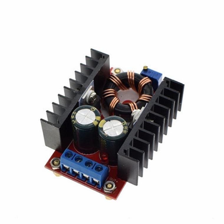 10-30V zu 12-35V Step Up CV CC 150W 10A DC dc-Boost-Konverter auto Netzteil Led-treiber Ladegerät Einstellbare Spannung Regler