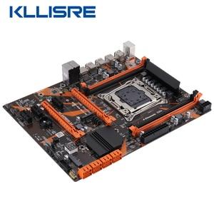 Image 3 - Kllisre X99 D4 di serie della scheda madre Xeon E5 2640 V3 LGA2011 3 CPU 2pcs X 8GB = 16GB 2666MHz di memoria DDR4