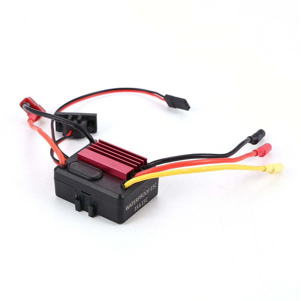 Delicate Design Multi-function ESC Electric Speed Controller Brushless 35A <font><b>Motor</b></font> for 1/18 1/16 <font><b>RC</b></font> <font><b>Motor</b></font> Accessories image