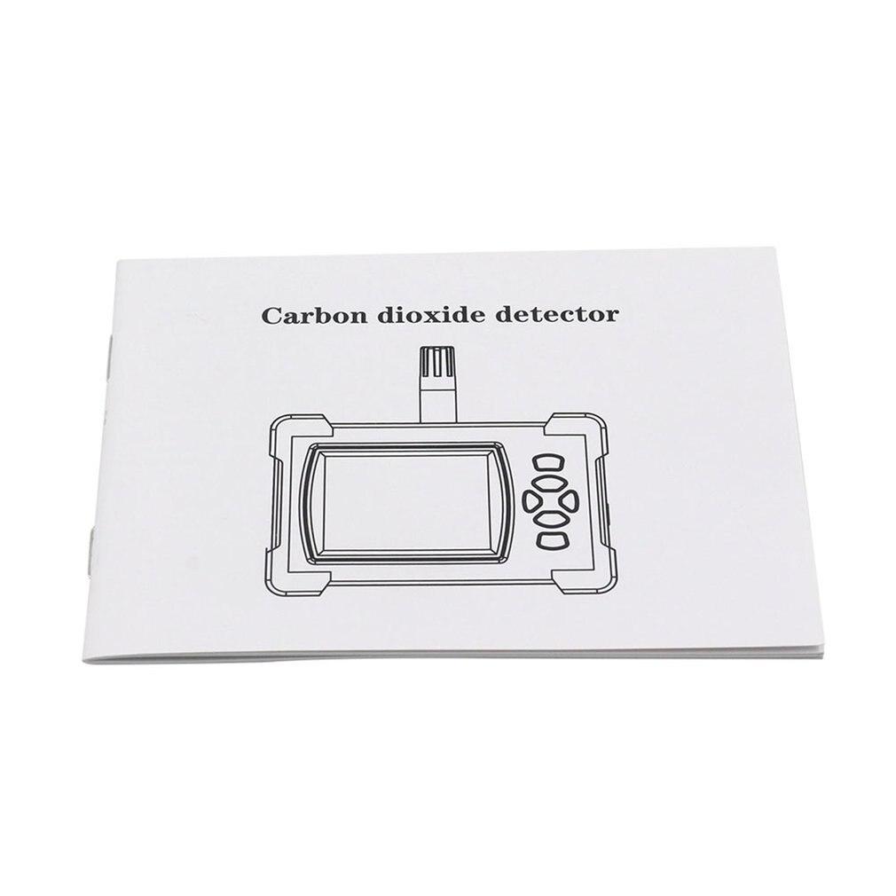 de dióxido de carbono recarregável analisador de