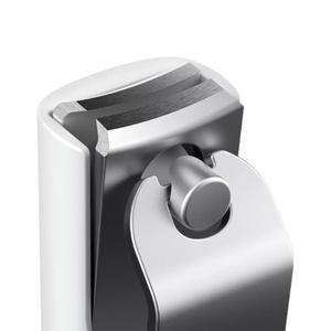 Image 3 - Xiaomi Mijia coupe ongles en acier inoxydable avec couverture anti éclaboussures tondeuse soins de pédicure coupe ongles lime professionnelle Cli