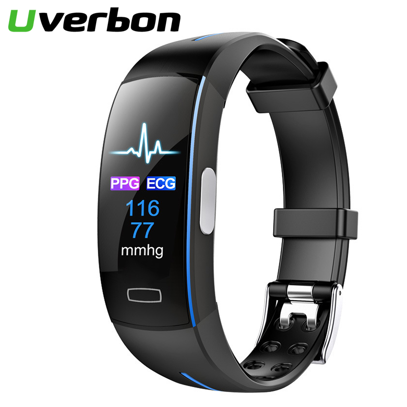 <font><b>P3</b></font> Plus <font><b>Smart</b></font> Watch PPG ECG Blood Pressure Measurement <font><b>Band</b></font> Heart Rate Monitor Watch Activity Fitness Tracker Sport Wristband image