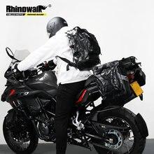 Rhinowalk 75l Водонепроницаемый мотоциклетная сумка 3 в 1 ствол