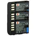 DSTE 3 шт. DMW-BLF19E BLF19 батарея камеры для Panasonic Lumix DMC-GH3 DMC-GH4