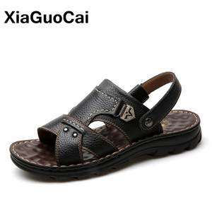 Newest Summer Men Sandals Genu