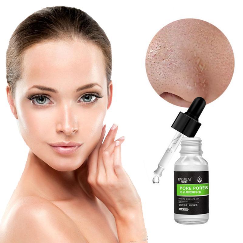 10ml Face Serum Facial Hyaluronic Shrink Pores Essence Moisturizing Skin Care Anti-Aging Anti Wrinkle Proe Essence Liquid TSLM1