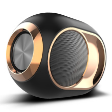 X6 Bluetooth Speaker Subwoofer Wireless TWS 5.0 Dual Channel Support Hands-Free Calling