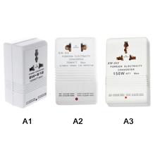 100W 70W 150W 110V to 220V 220V to 110V Step-Up Down Voltage Converter Transformer Travel Dual Channel Power Converter new ac 110v to 220 v 500w step up voltage converter transformer converts