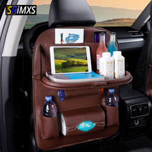 Box-Case Table-Tray Back-Organizer Travel-Storage-Bag Auto-Accessories Car-Seat Foldable