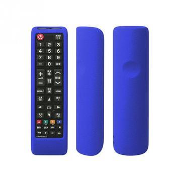 Futerał ochronny TV akcesoria do domu wytrzymały silikonowy pilot pokrywa pyłoszczelna solidna miękka odporna na wstrząsy antypoślizgowa dla Samsung tanie i dobre opinie HOUSEEN CN (pochodzenie) Remote Controller Cover Nowoczesne